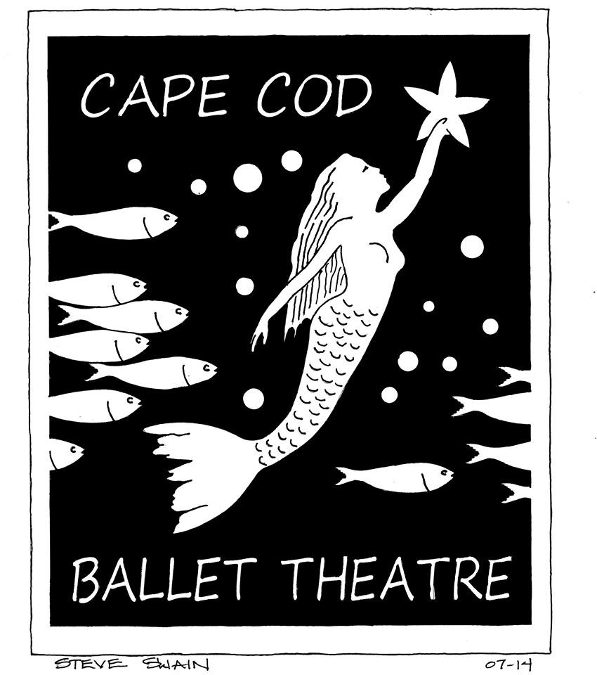 Cape Cod Ballet Theatre For Children Merchandise